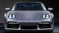 Porsche 911 Turbo S 2020 o 928? Il rendering frontale
