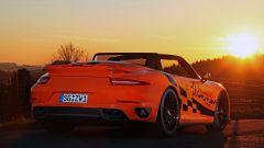 Porsche 911 Turbo S Cabriolet by WImmer: il 3.8 è stato portato a 840 cv e 860 Nm di coppia