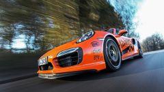 Porsche 911 Turbo S Cabriolet by WImmer: la velocità massima è ora di 364 km/h