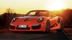 Porsche 911 Turbo S Cabriolet by WImmer: modifiche estetiche e tecniche la rendono estrema oltre ogni dire