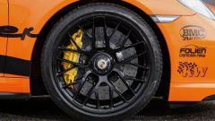 Porsche 911 Turbo S Cabriolet by WImmer: nuovi anche i cerchi in lega neri