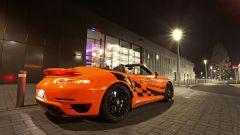Porsche 911 Turbo S Cabriolet by WImmer: nuovi scarichi aperti per sound da paura