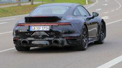 Porsche 911 Turbo S Dicktail: il Ducktail