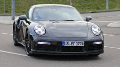 Porsche 911 Turbo S Dicktail: il frontale