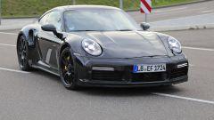 Porsche 911 Turbo S Dicktail: vista anteriore