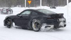Porsche 911 Turbo S Duck Tale: compare lo spoiler fisso sulla sportiva tedesca