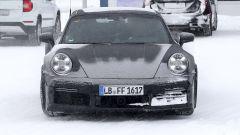 Porsche 911 Turbo S Duck Tale: tradizionali fari full LED all'anteriore