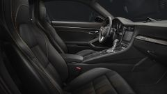 Porsche 911 Turbo S Exclusive Series, abitacolo