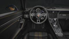 Porsche 911 Turbo S Exclusive Series, cockpit