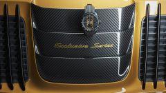 Porsche 911 Turbo S Exclusive Series, cronografo