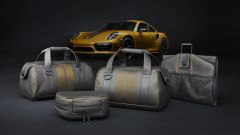 Porsche 911 Turbo S Exclusive Series, set di valigie