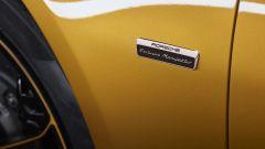 Porsche 911 Turbo S Exclusive Series, targhetta limitata