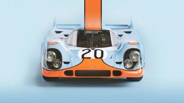 Porsche 917 Gulf Oil