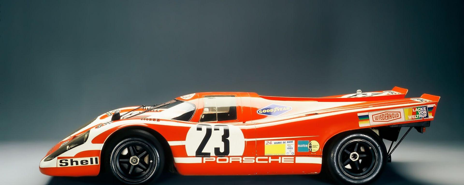 Porsche 917 KH Coupé 1970
