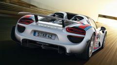 Porsche 918 Spyder: nuovo record al Ring - Immagine: 16
