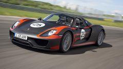 Porsche 918 Spyder: nuovo record al Ring - Immagine: 14