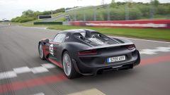 Porsche 918 Spyder: nuovo record al Ring - Immagine: 12