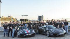 Porsche 918 Spyder: nuovo record al Ring - Immagine: 3