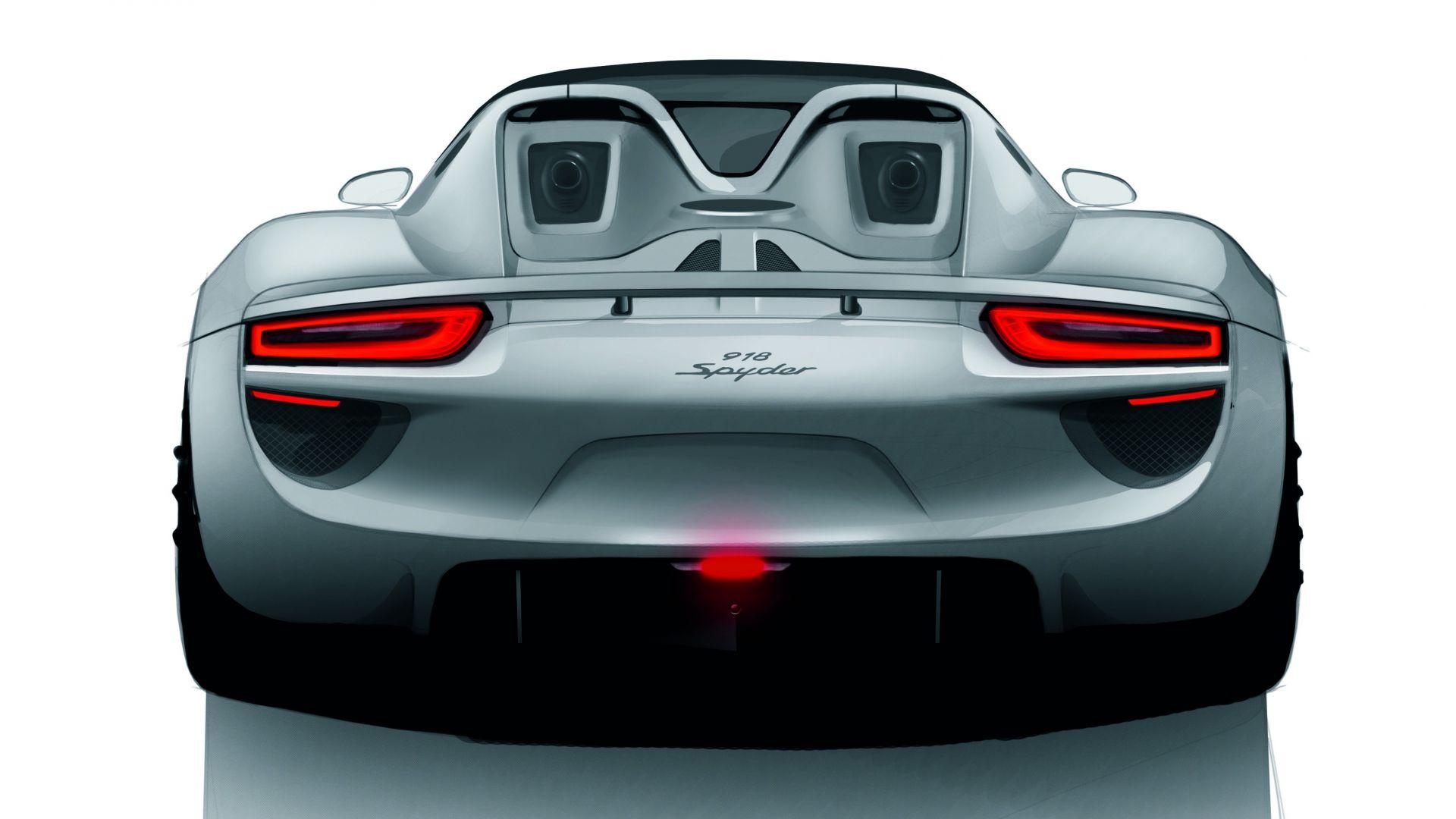 329702-16x9-lg Marvelous Porsche 918 Spyder Hybrid Prezzo Cars Trend