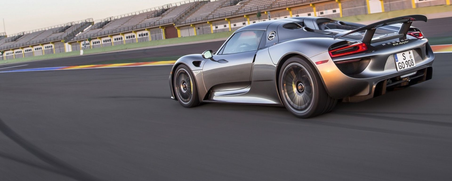 Porsche 918 Spyder, invecchiando accusa dolori al telaio