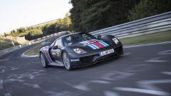 Porsche 918 Spyder: la produzione è terminata nel 2015