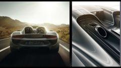 Porsche 918 Spyder: le prime immagini da una brochure? - Immagine: 5