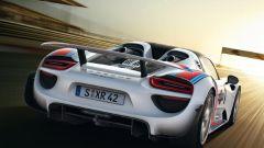 Porsche 918 Spyder: le prime immagini da una brochure? - Immagine: 8
