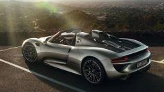 Porsche 918 Spyder: le prime immagini da una brochure? - Immagine: 4