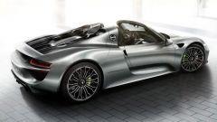Porsche 918 Spyder: le prime immagini da una brochure? - Immagine: 3