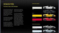 Porsche 918 Spyder: le prime immagini da una brochure? - Immagine: 12