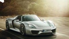 Porsche 918 Spyder: le prime immagini da una brochure? - Immagine: 2