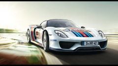 Porsche 918 Spyder: le prime immagini da una brochure? - Immagine: 9