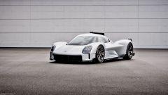 Porsche 919 Street concept: 3/4 anteriore