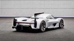 Porsche 919 Street concept: 3/4 posteriore