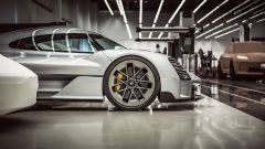 Porsche 919 Street concept: dettaglio anteriore
