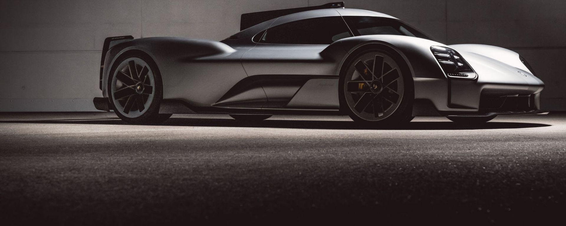 Porsche 919 Street concept: la supercar mai nata derivata dalla 919 Hybrid