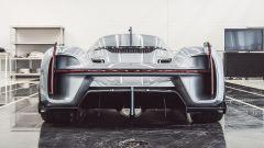 Porsche 919 Street concept: posteriore