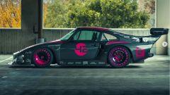 Porsche 935 K3V vista laterale