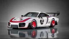 Porsche 935: rivive una leggenda