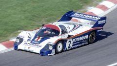 Porsche 956: al 'Ring ha girato in 6:11,13