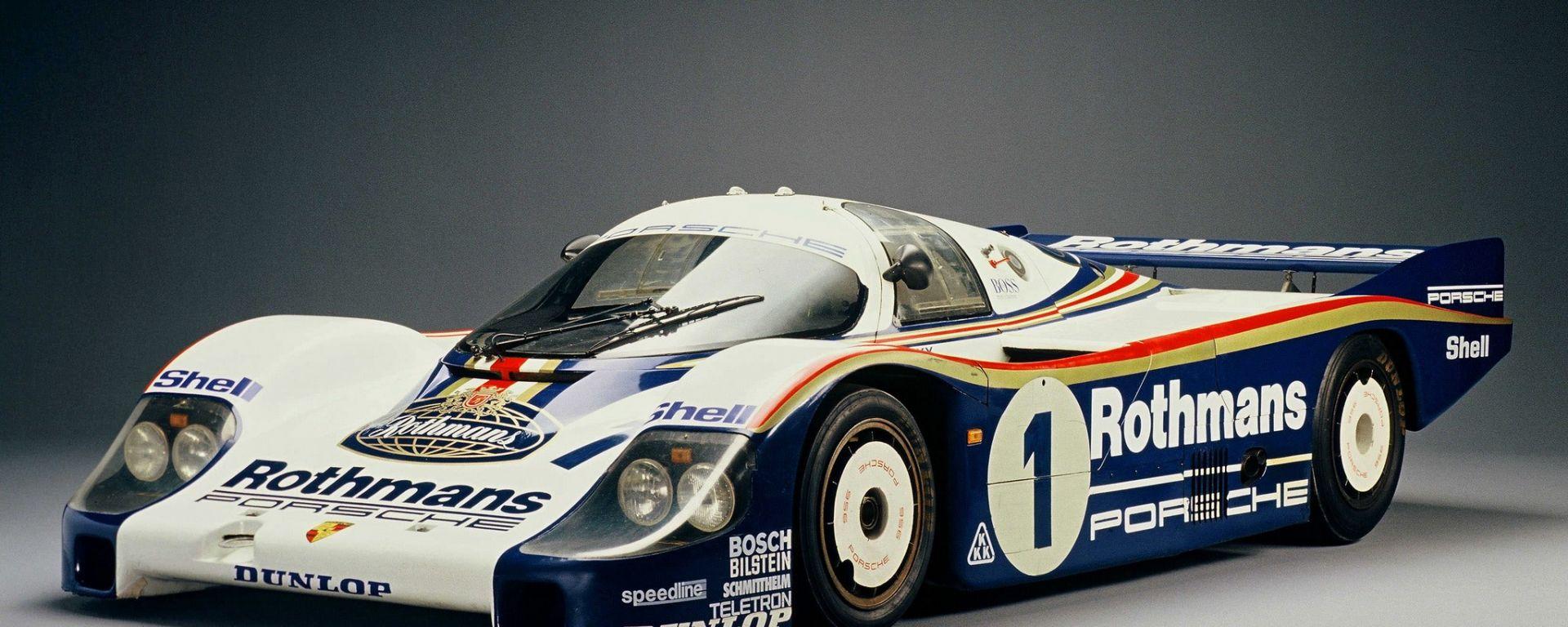 Porsche 956 C 1982