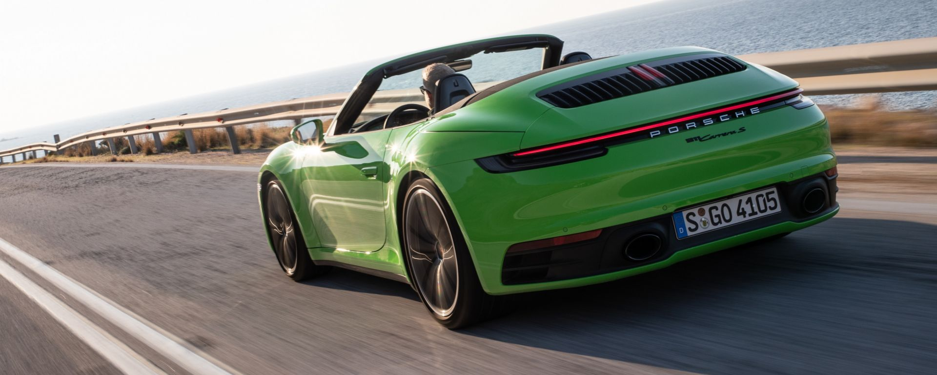 Porsche 992 Cabrio: le opinioni dopo la prova su strada