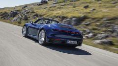 Porsche 992 Cabrio: le opinioni dopo la prova su strada - Immagine: 10