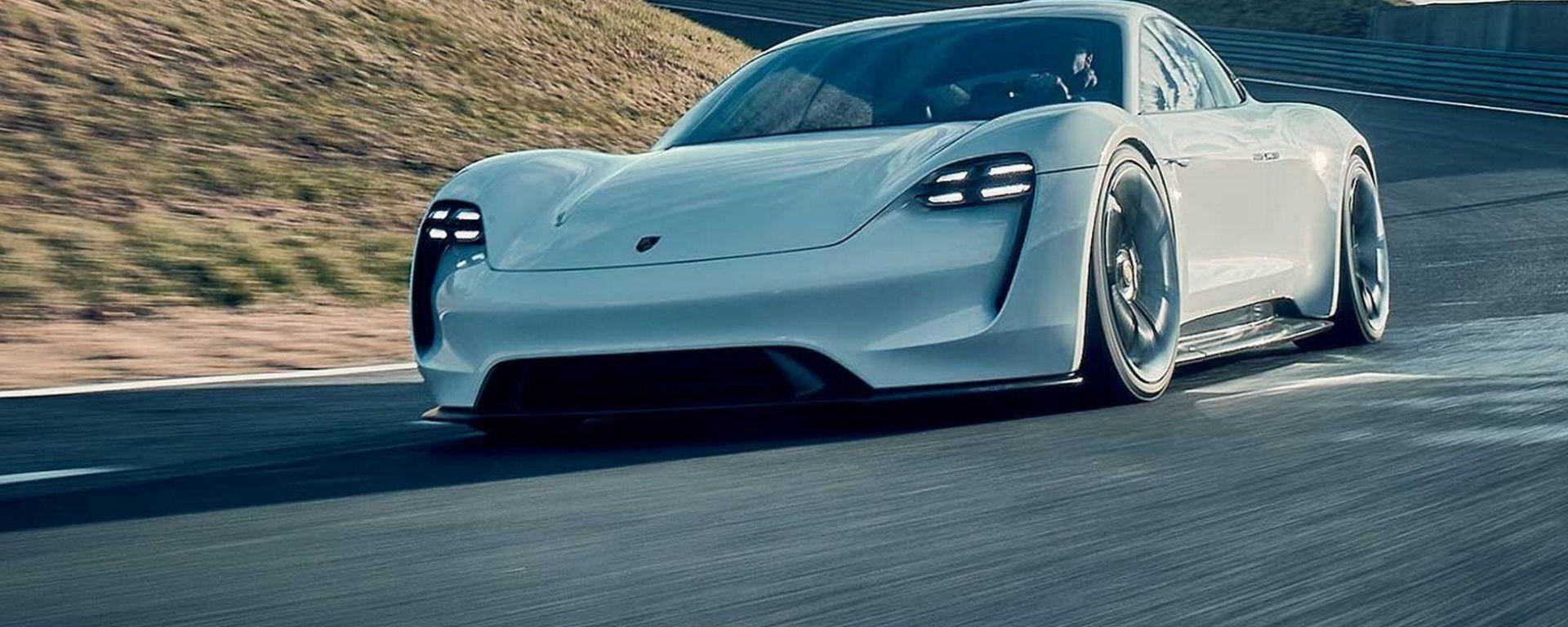 Porsche, addio al diesel dal 2022