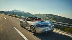 Nuova Porsche Boxster 25 Years, nozze d'argento con la Storia - Immagine: 2