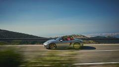 Nuova Porsche Boxster 25 Years, nozze d'argento con la Storia - Immagine: 3
