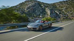Nuova Porsche Boxster 25 Years, nozze d'argento con la Storia - Immagine: 4