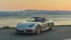 Nuova Porsche Boxster 25 Years, nozze d'argento con la Storia - Immagine: 5