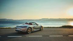 Nuova Porsche Boxster 25 Years, nozze d'argento con la Storia - Immagine: 6