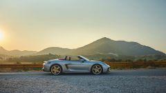 Nuova Porsche Boxster 25 Years, nozze d'argento con la Storia - Immagine: 7